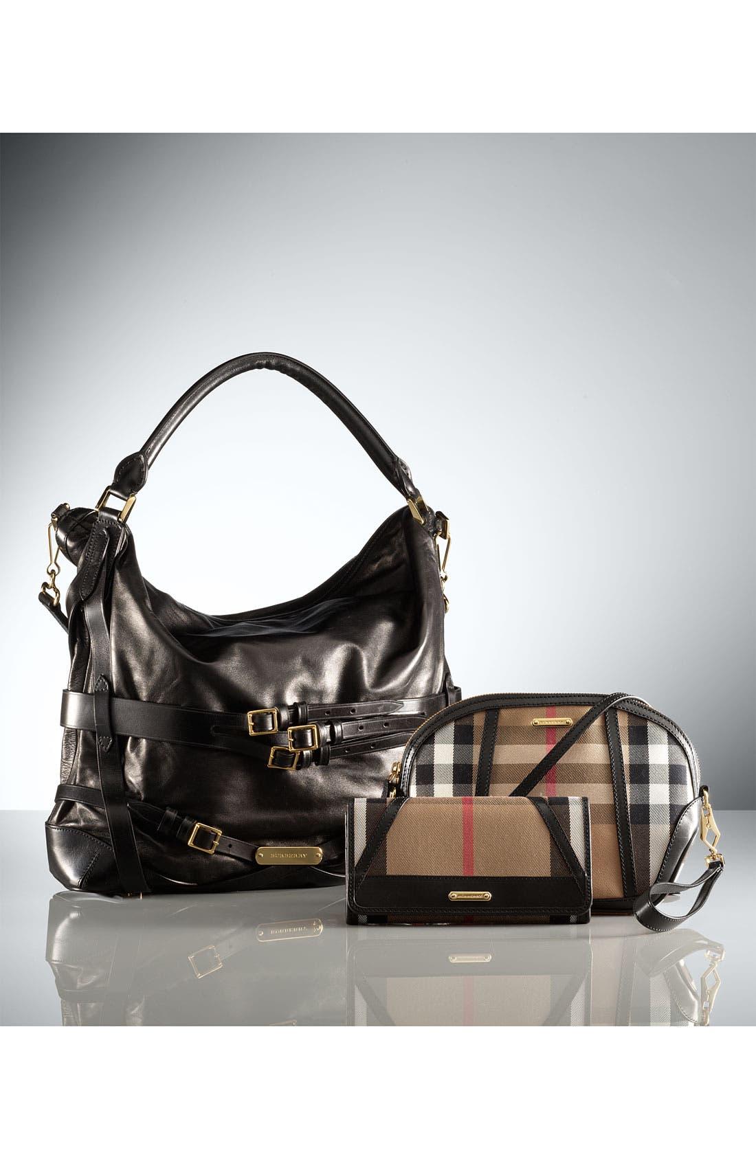 Alternate Image 3  - Burberry 'House Check' Crossbody Bag, Small