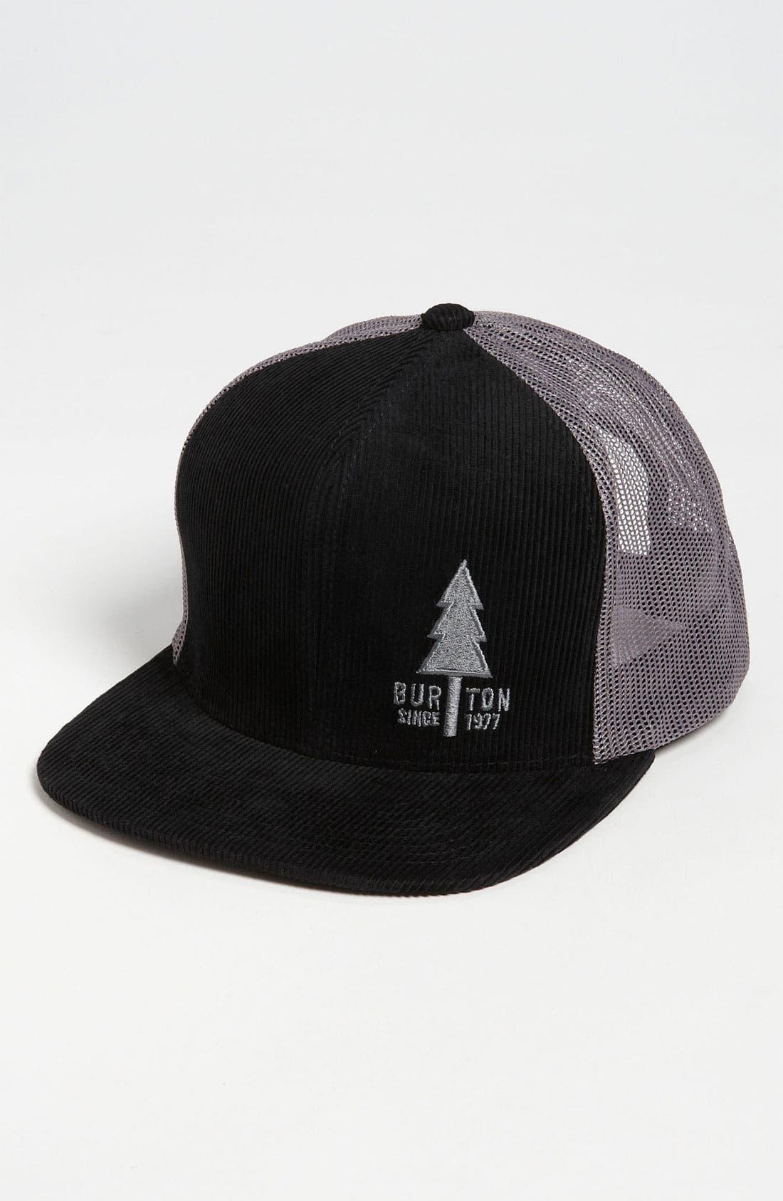 Alternate Image 1 Selected - Burton 'Daggers Pine' Snapback Hat