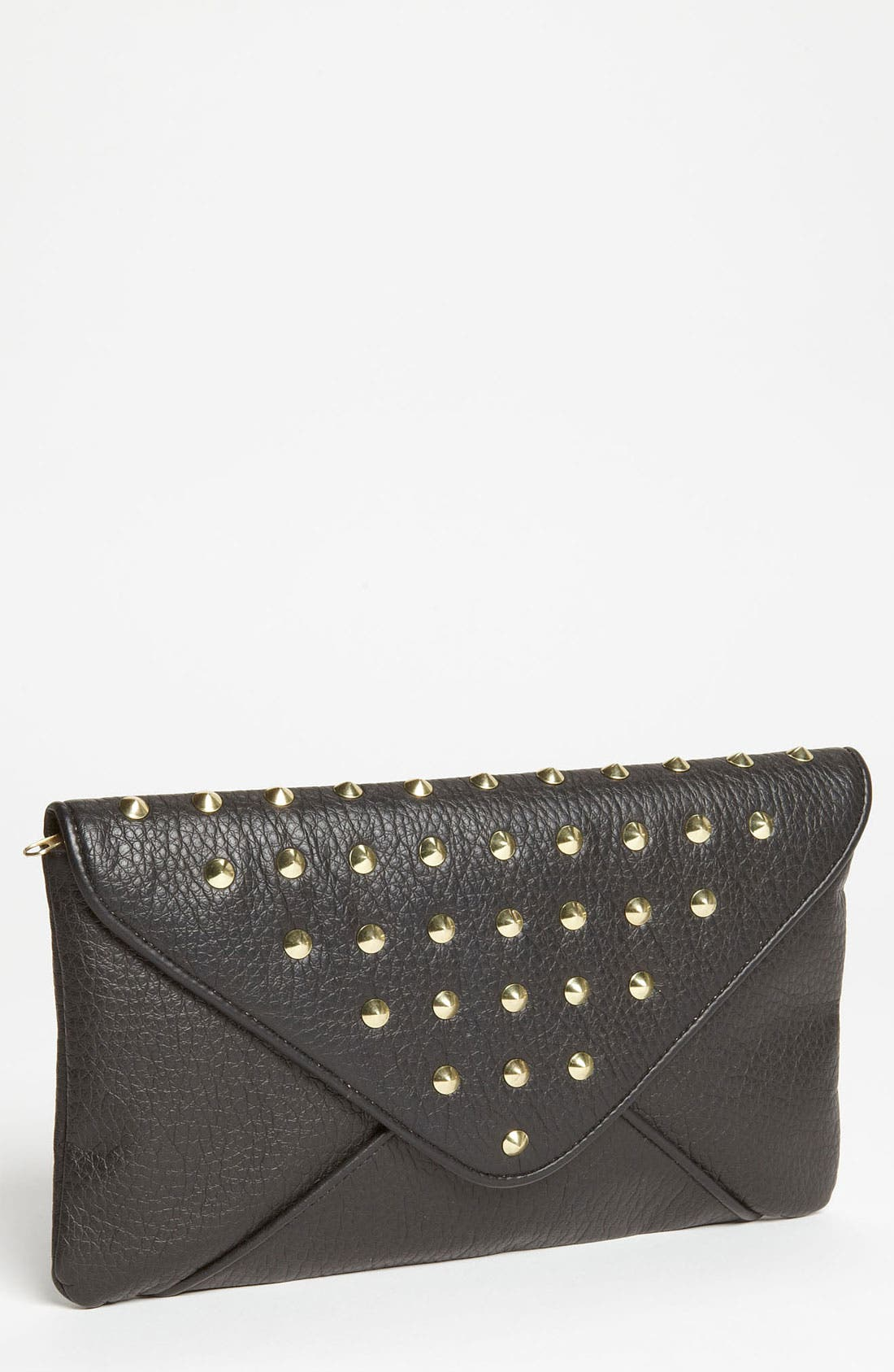 Alternate Image 1 Selected - Lulu Studded Envelope Clutch