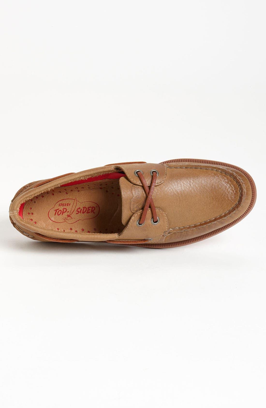 Alternate Image 3  - Sperry Top-Sider® 'Authentic Original 2-Eye' Burnished Boat Shoe