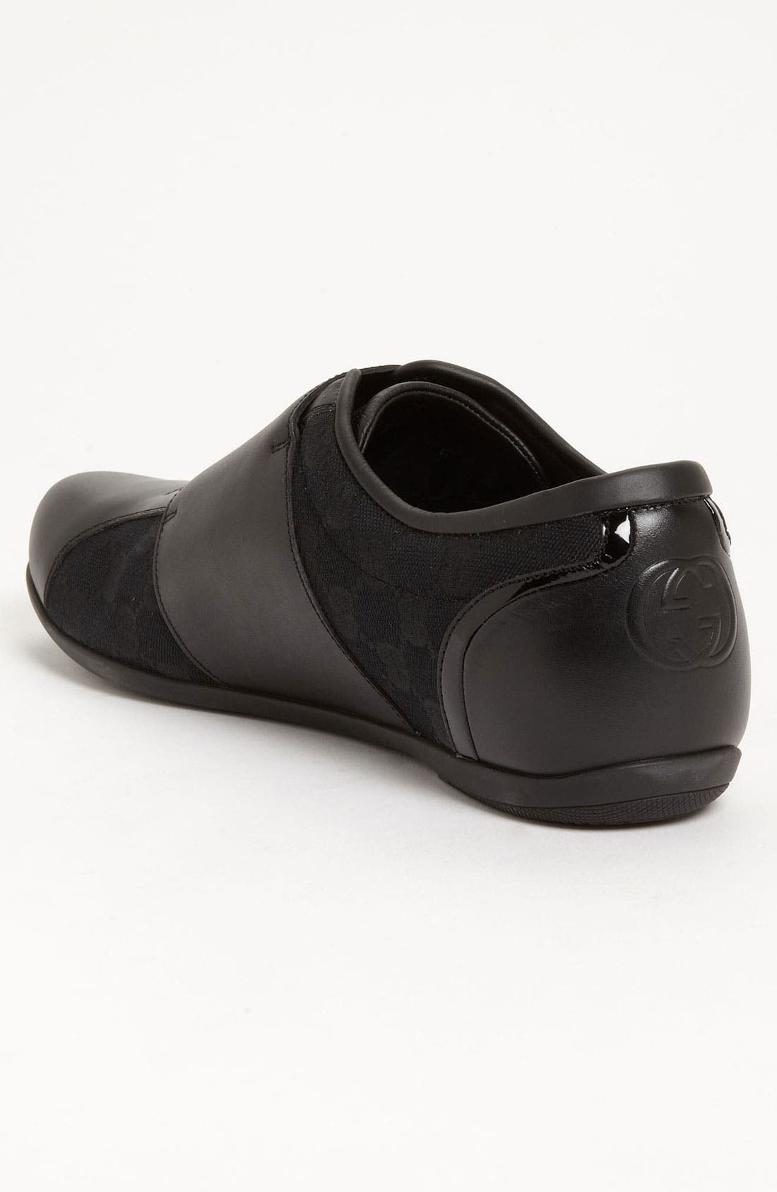 Alternate Image 2  - Gucci 'Dragon' Double Monk Strap Sneaker