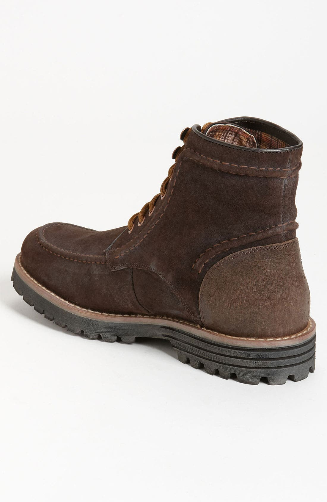 Alternate Image 2  - Hush Puppies® 'Ross' Moc Toe Boot (Online Only)