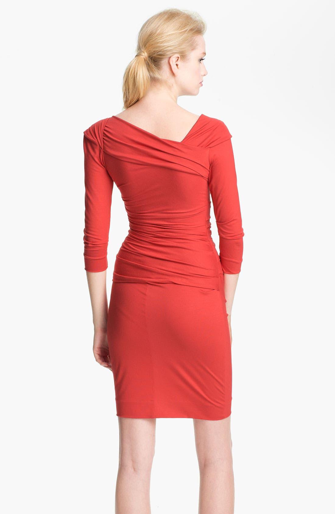 Alternate Image 2  - Diane von Furstenberg 'Bentley' Ruched Dress