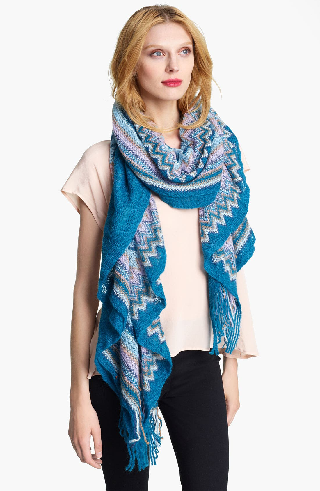 Alternate Image 1 Selected - Missoni Ruffle Scarf