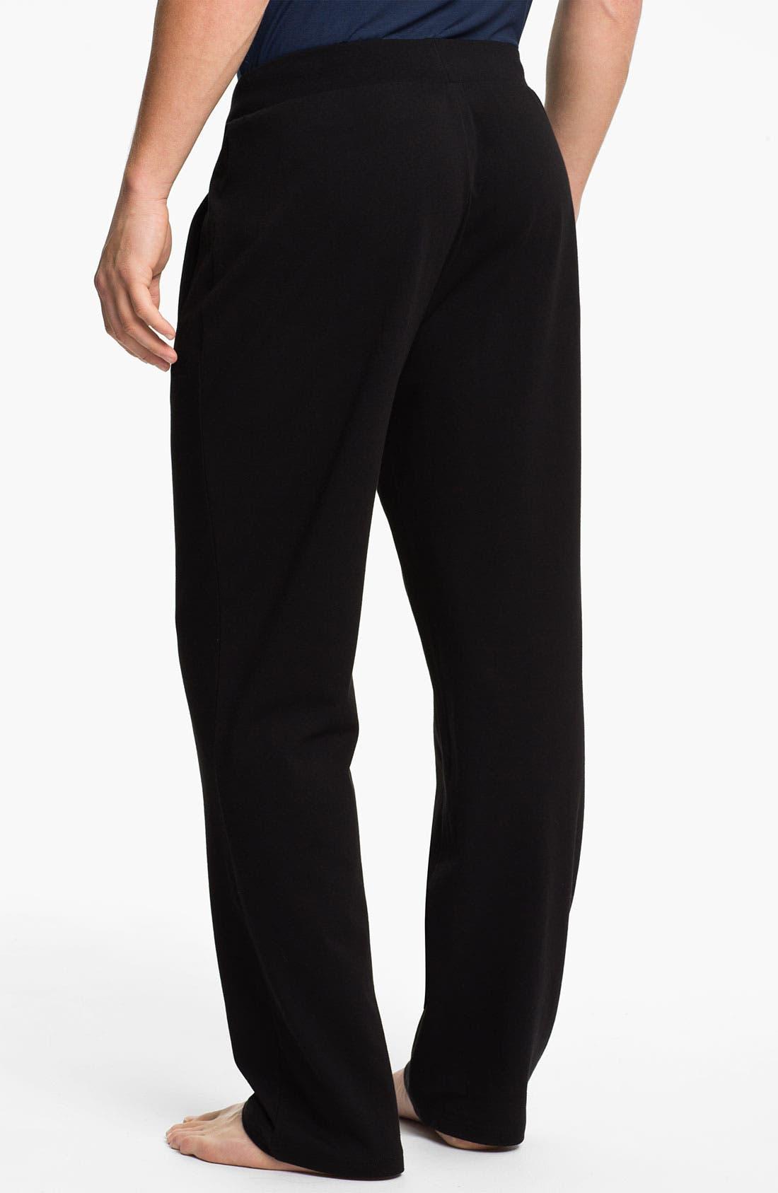 Alternate Image 2  - BOSS Black 'Innovation 3' Lounge Pants