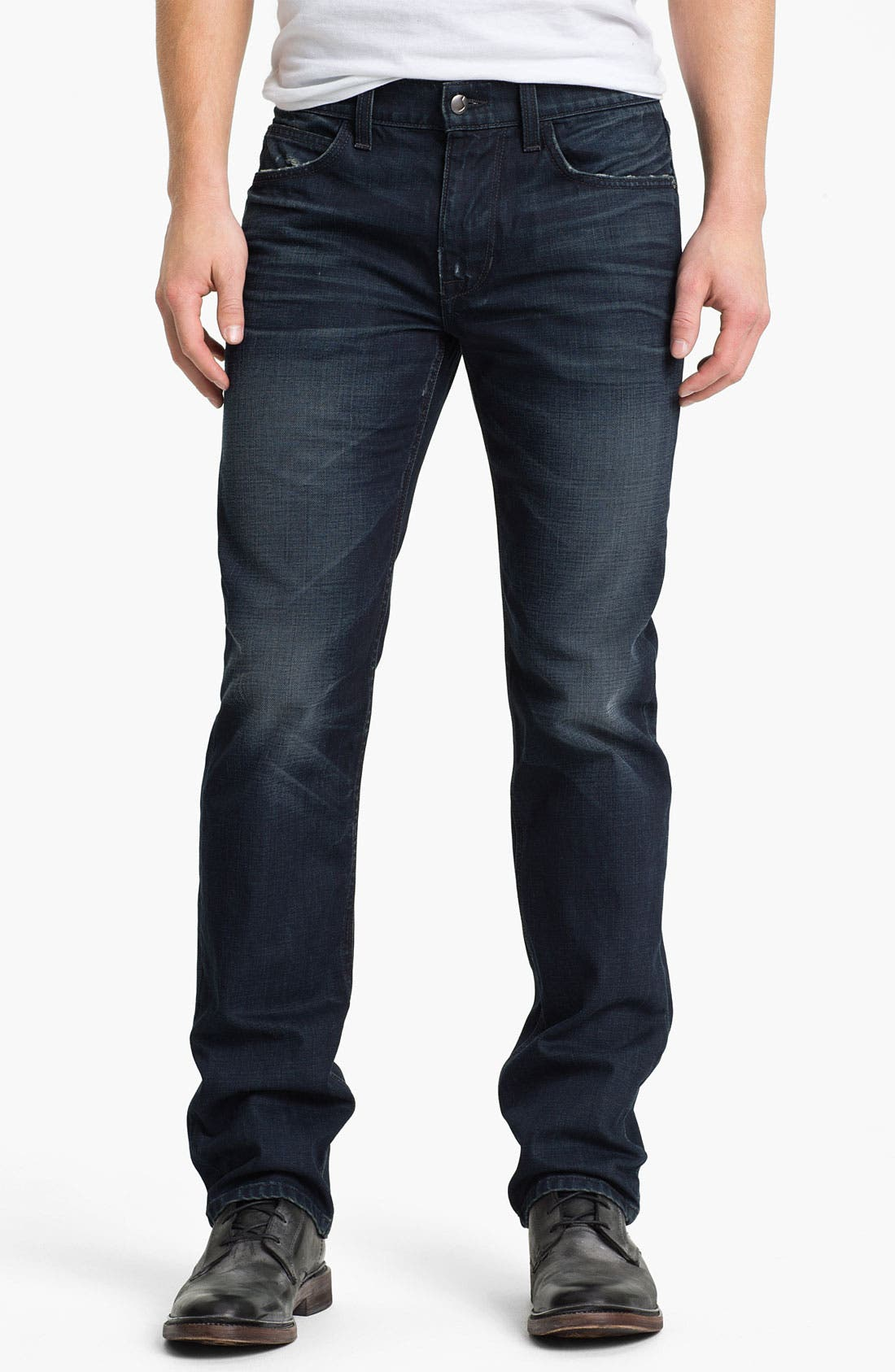 Alternate Image 2  - Joe's 'Brixton' Slim Straight Leg Jeans (Kensington)
