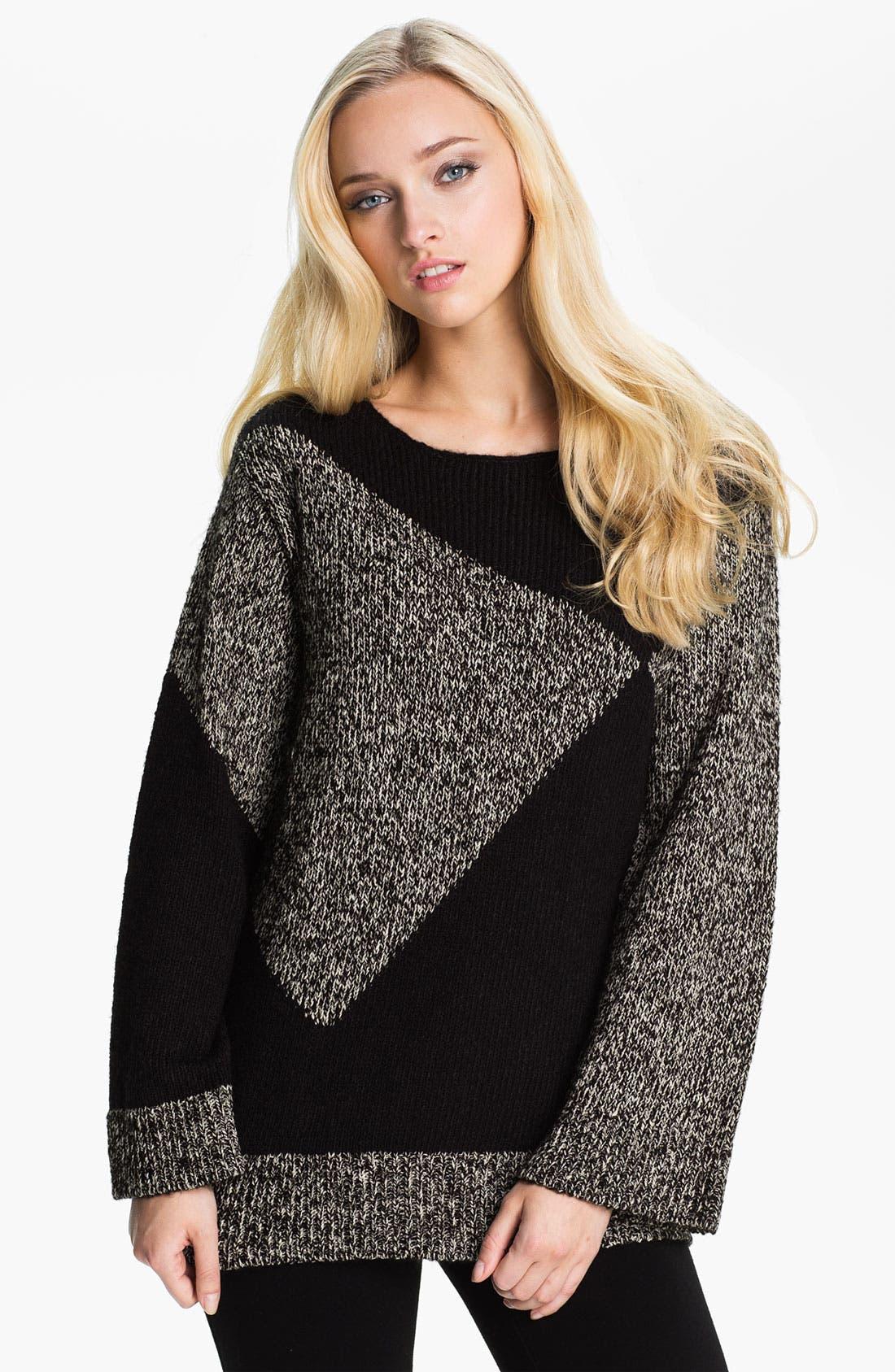 Main Image - Amber Sun 'Heavenly Twist' Sweater
