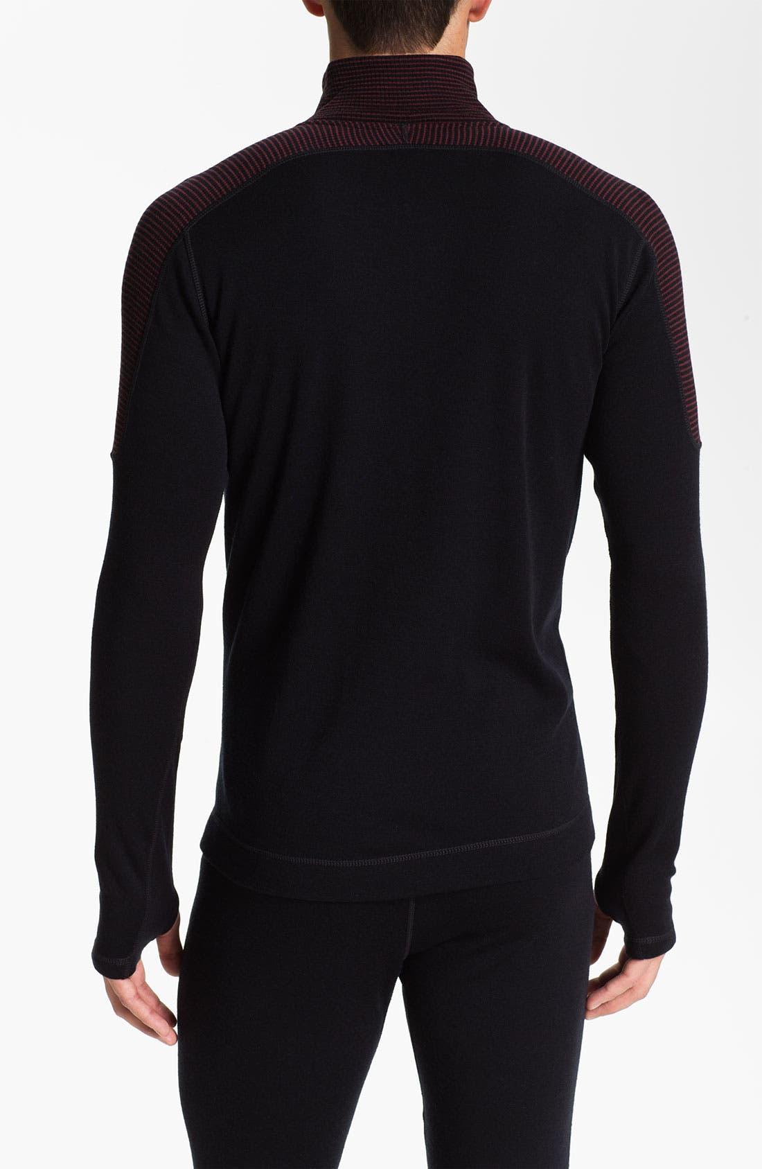 Alternate Image 2  - Smartwool 'Midweight 250' Half Zip Pullover
