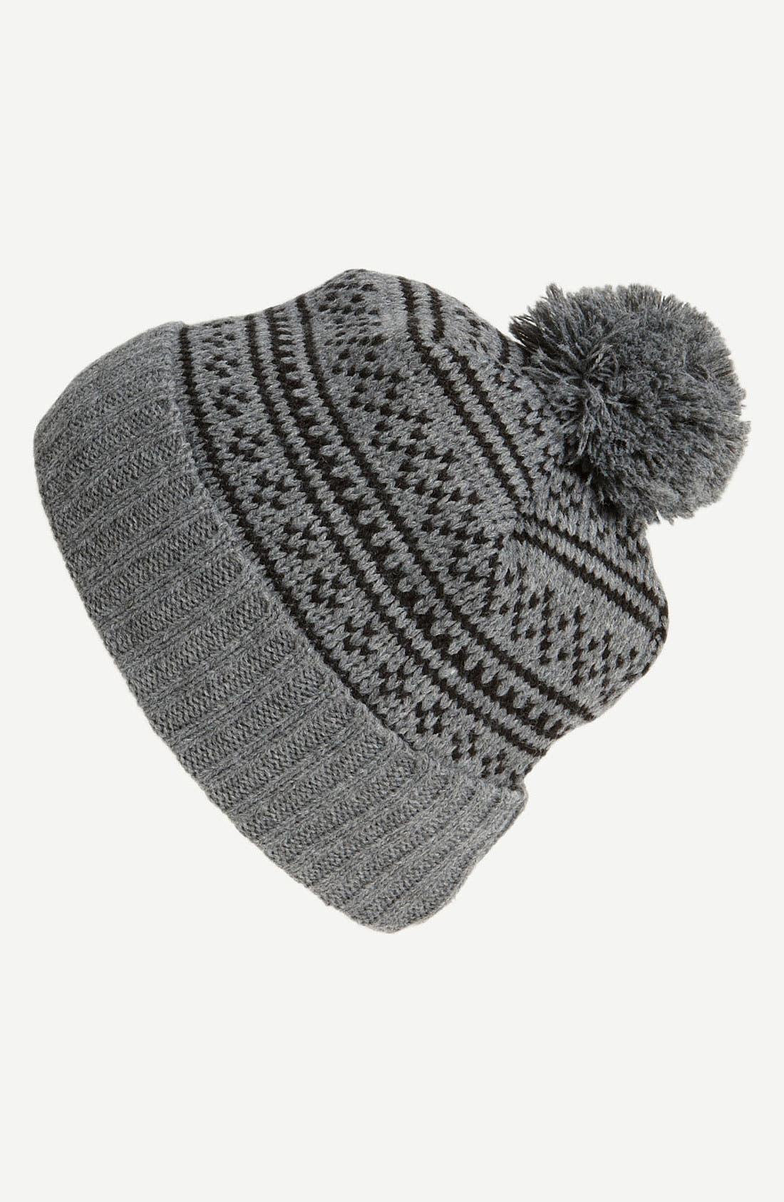 Main Image - Topman Acrylic Knit Cap