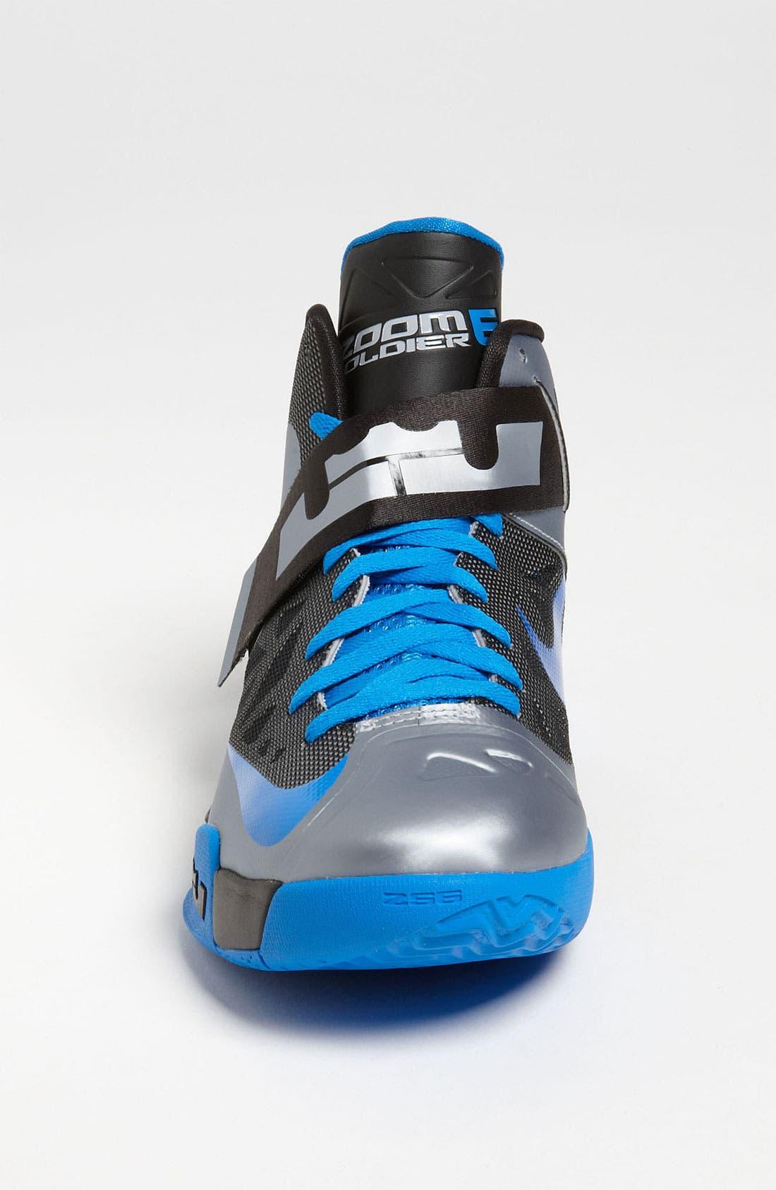 Alternate Image 3  - Nike 'Zoom Soldier VI' Basketball Shoe (Men)