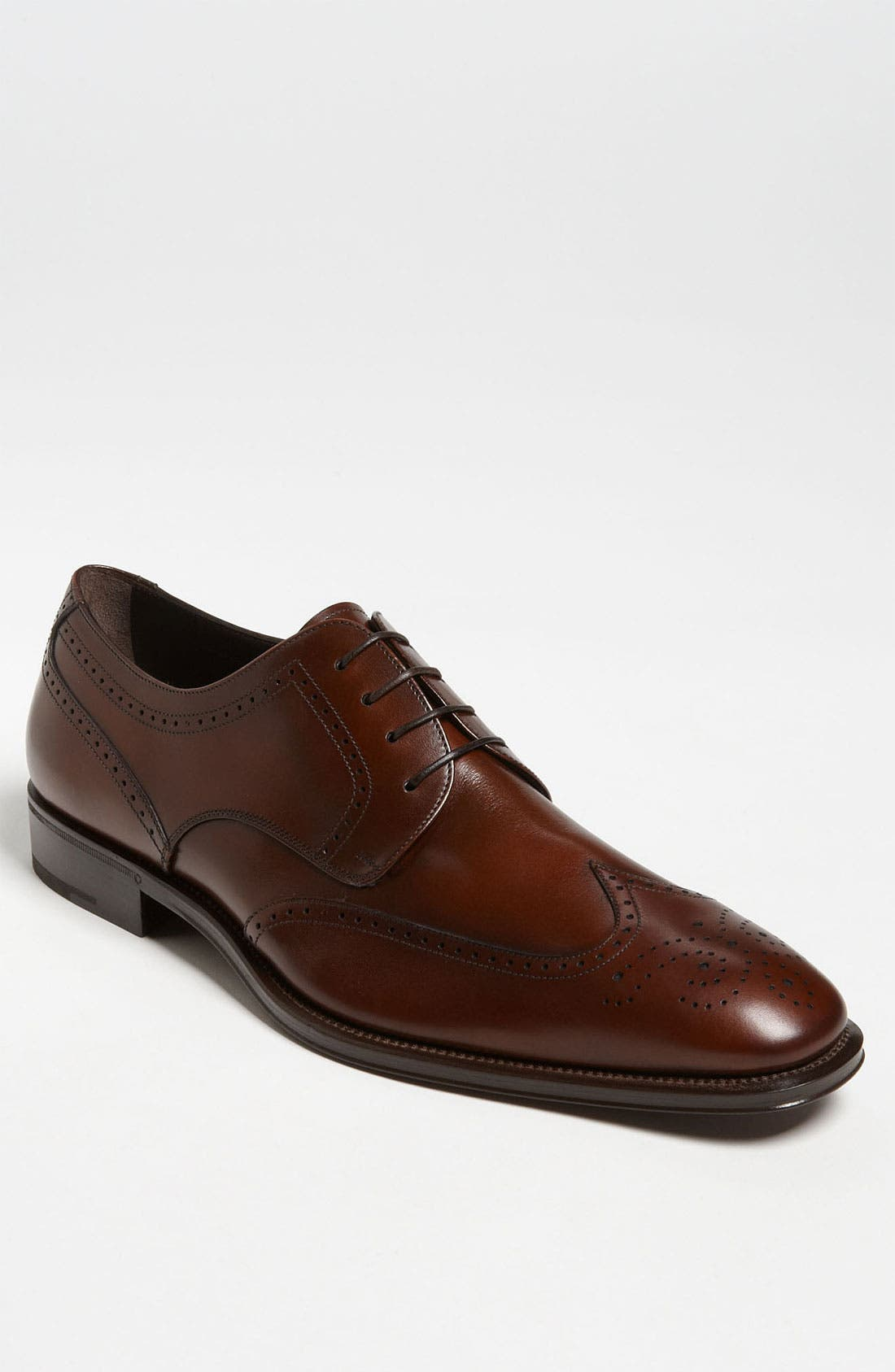Alternate Image 1 Selected - Salvatore Ferragamo 'Taylor' Wingtip