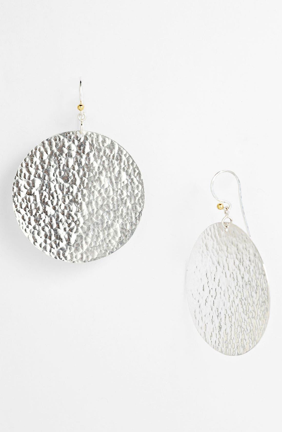 Main Image - Gurhan 'Lush' Flat Disc Drop Earrings