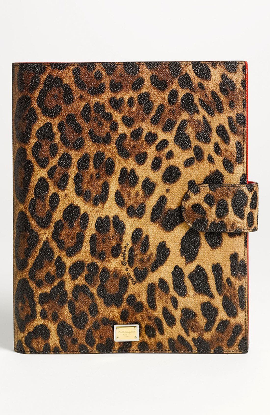 Alternate Image 1 Selected - Dolce&Gabbana iPad Case