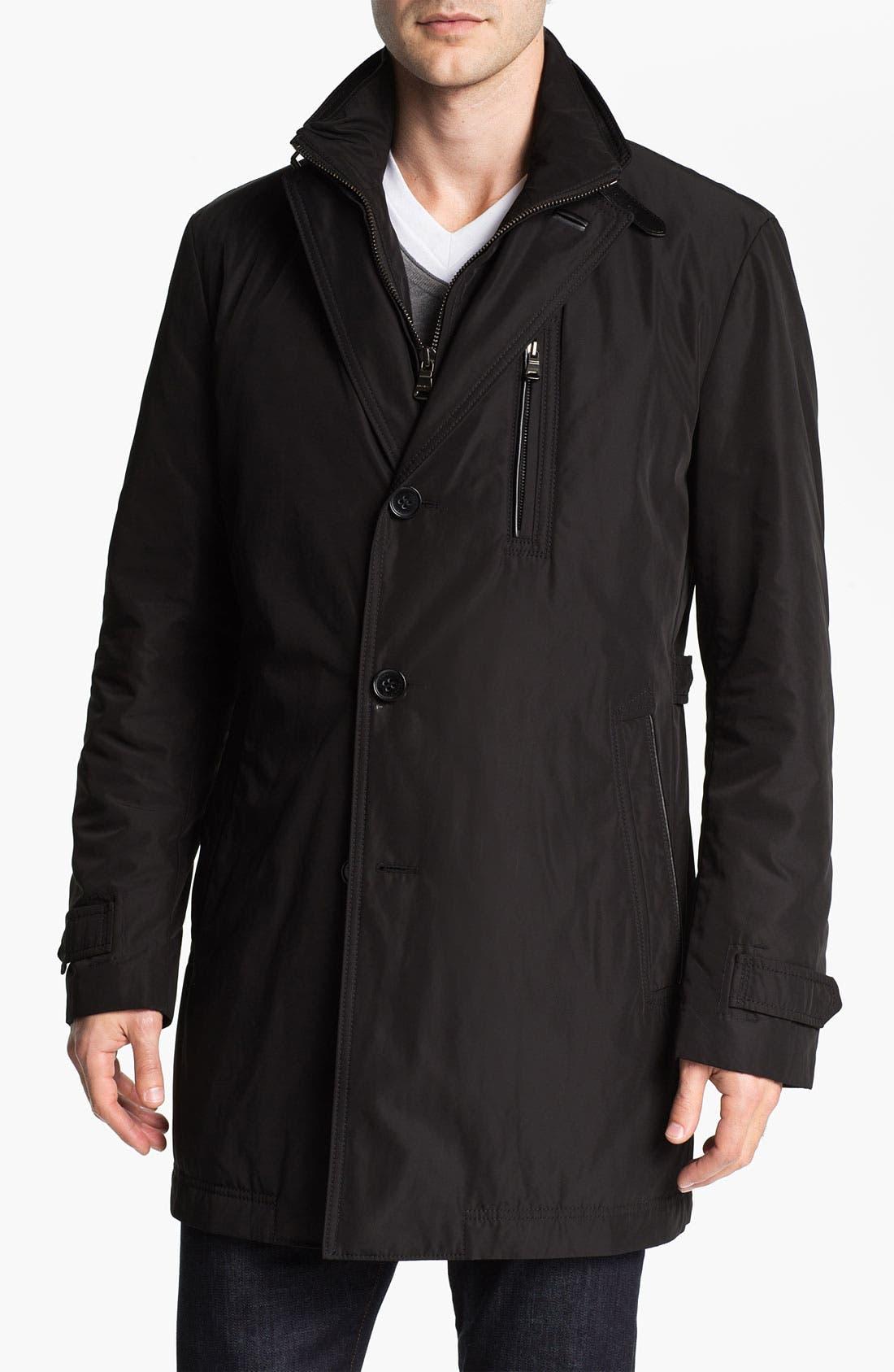 Alternate Image 1 Selected - BOSS Black 'Zenim' Jacket