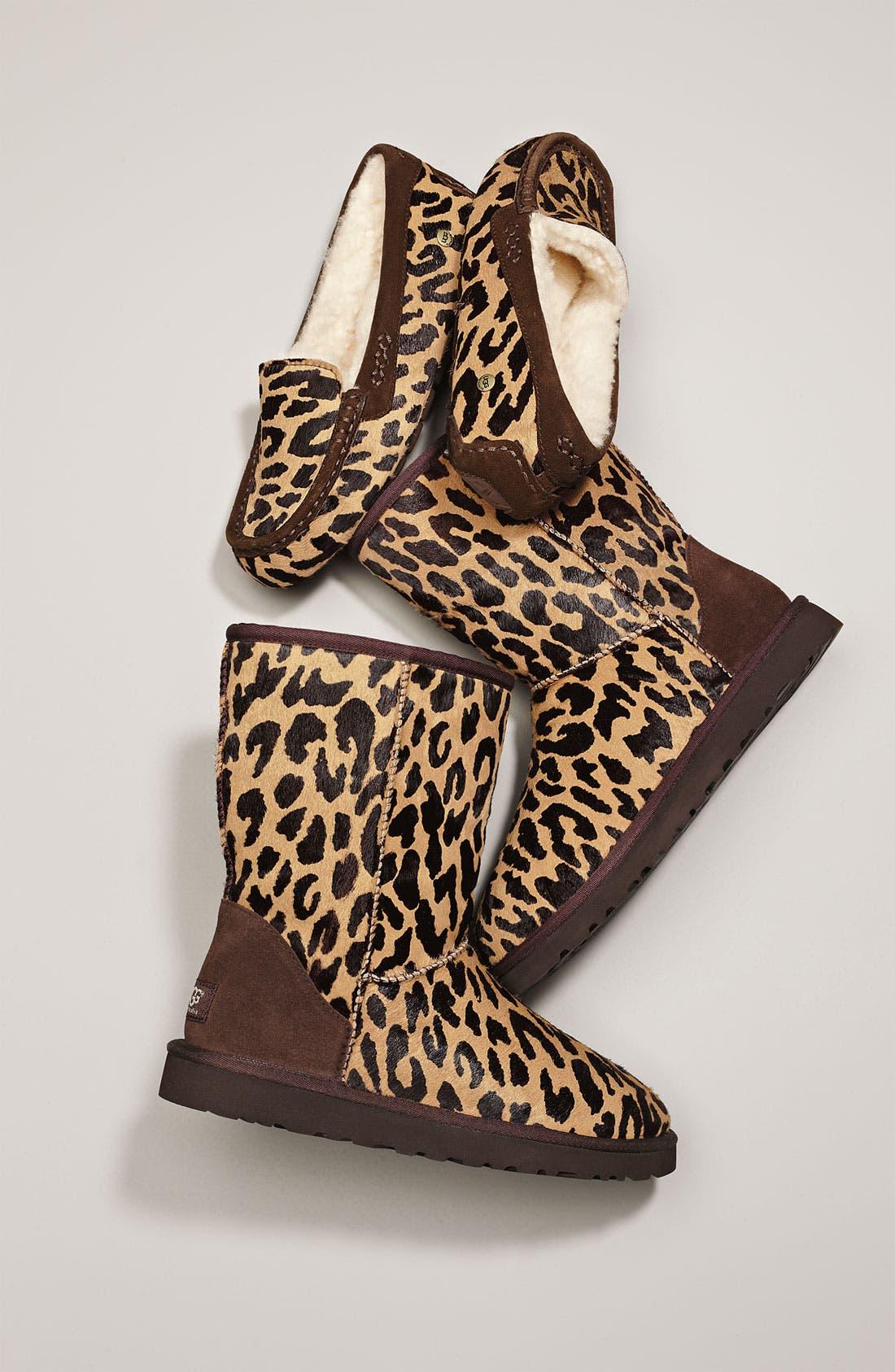 Alternate Image 7  - UGG® 'Classic Short' Boot (Women)