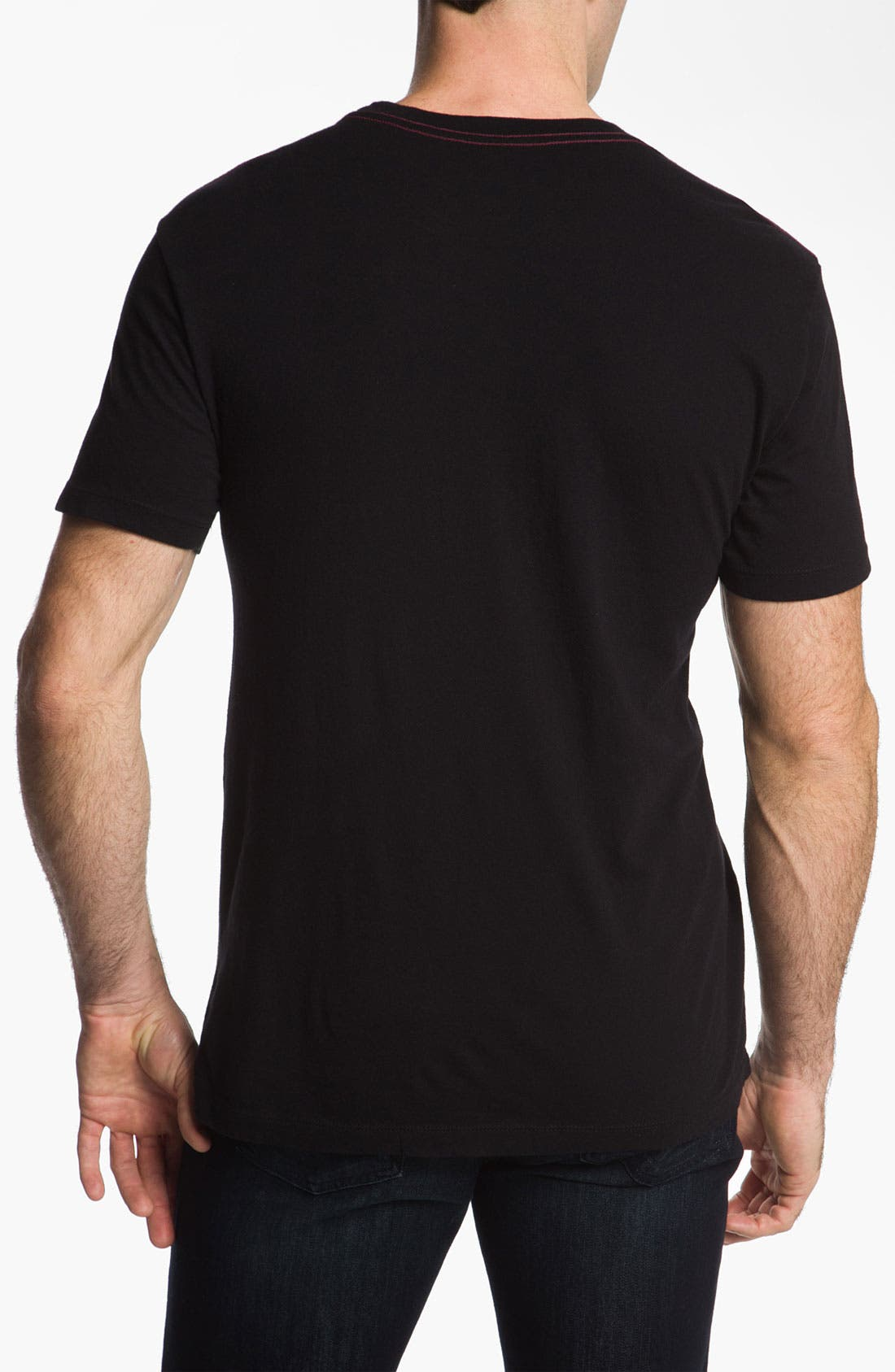 Alternate Image 2  - RVCA 'Sparrows Sprocket' T-Shirt