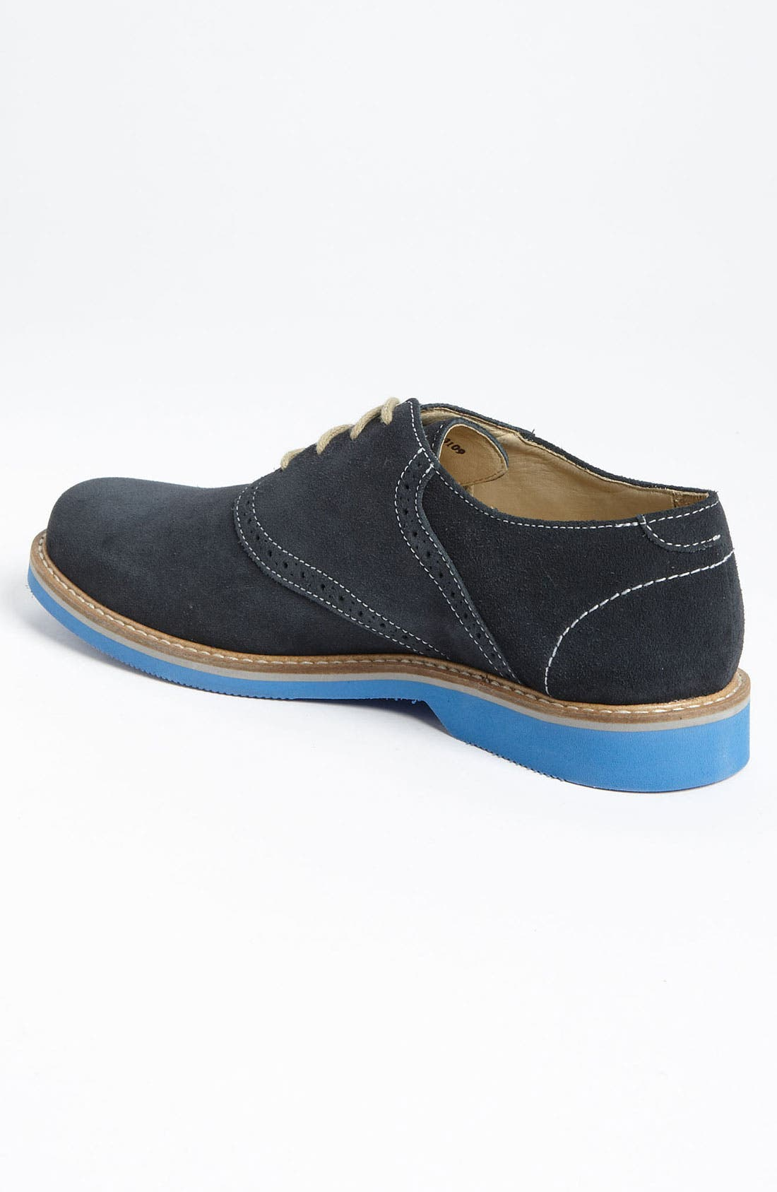 Alternate Image 2  - 1901 'Saddle Up' Saddle Shoe (Men)