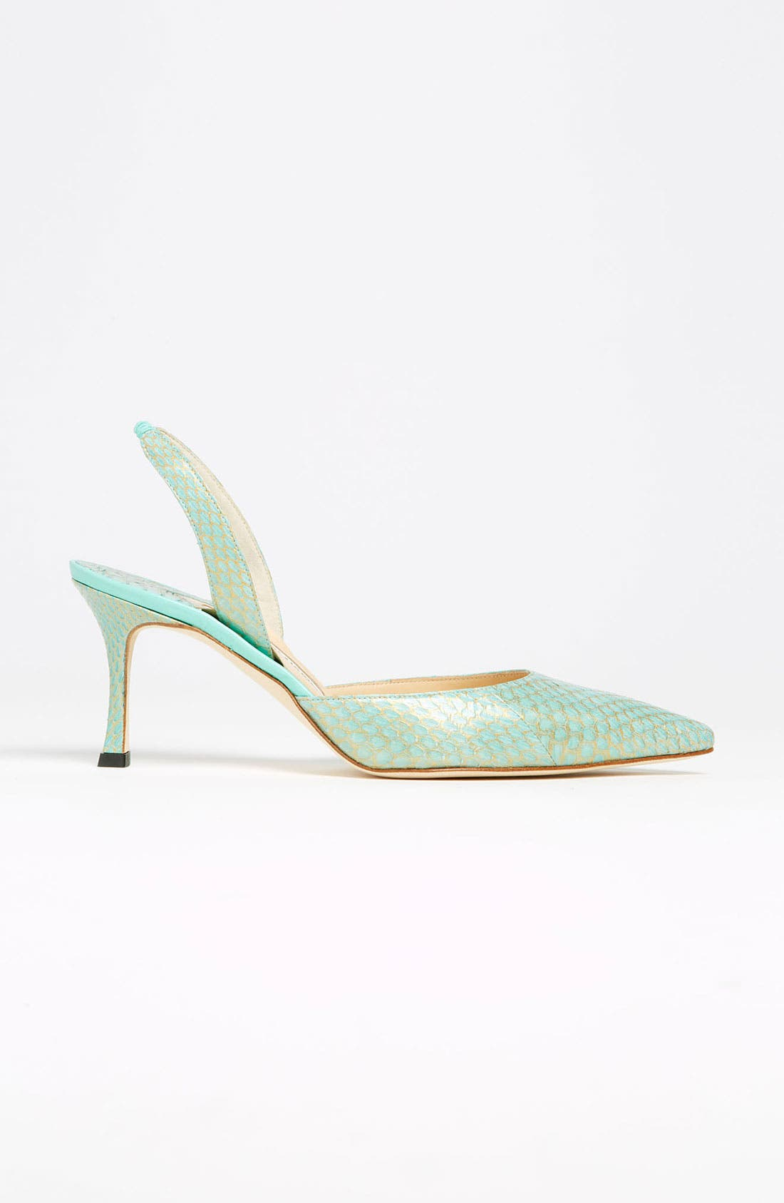 Alternate Image 4  - Manolo Blahnik 'Carolyne' Pump