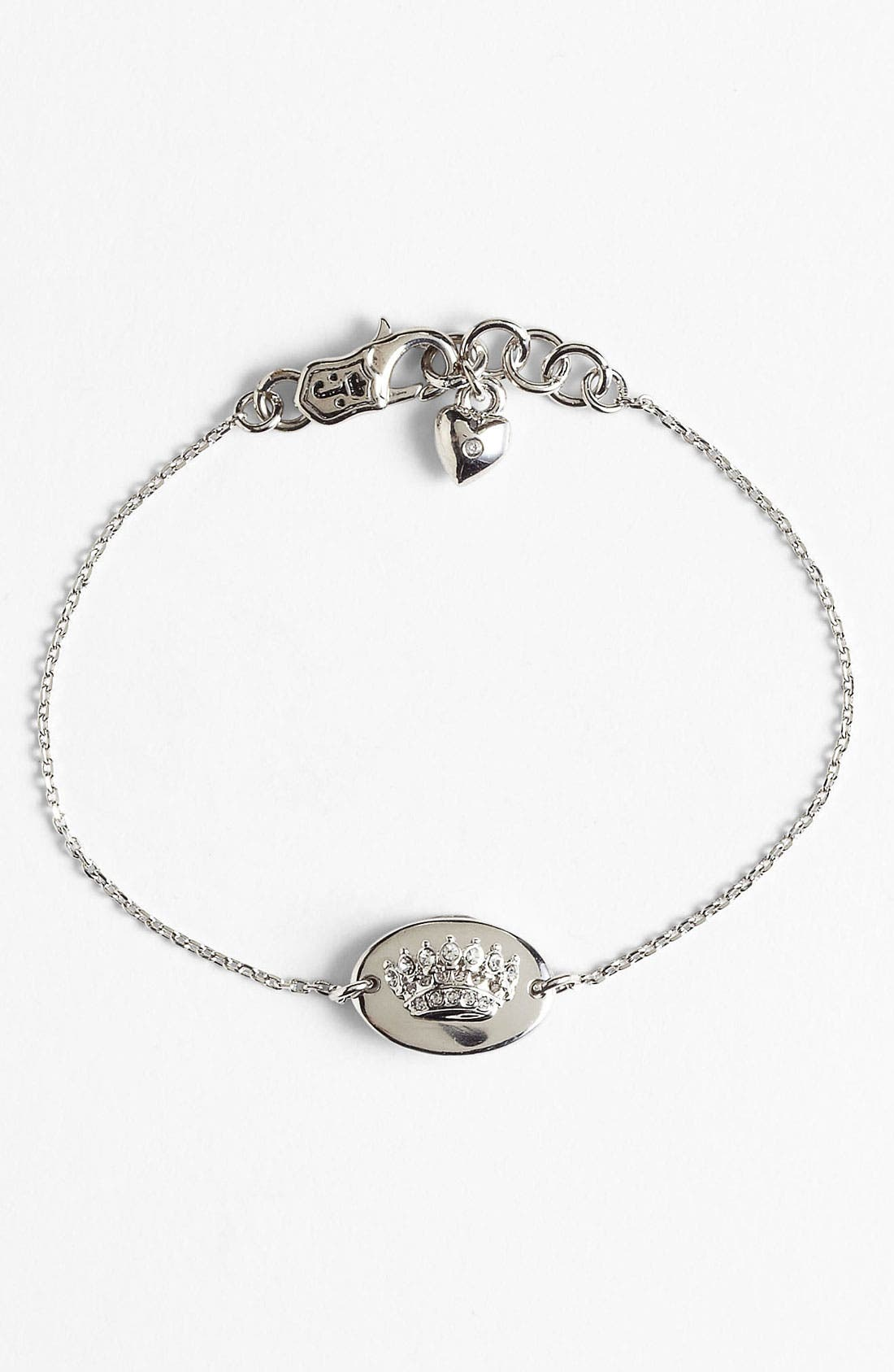 Main Image - Juicy Couture 'Holiday Icons' Link Bracelet