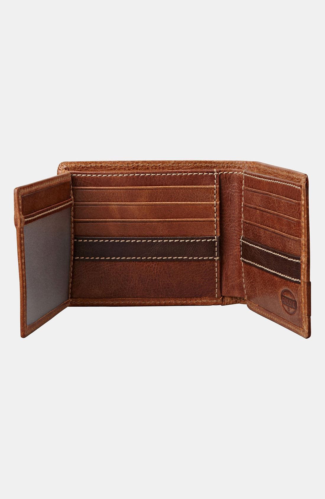 Alternate Image 3  - Fossil 'Madison' Travel Wallet