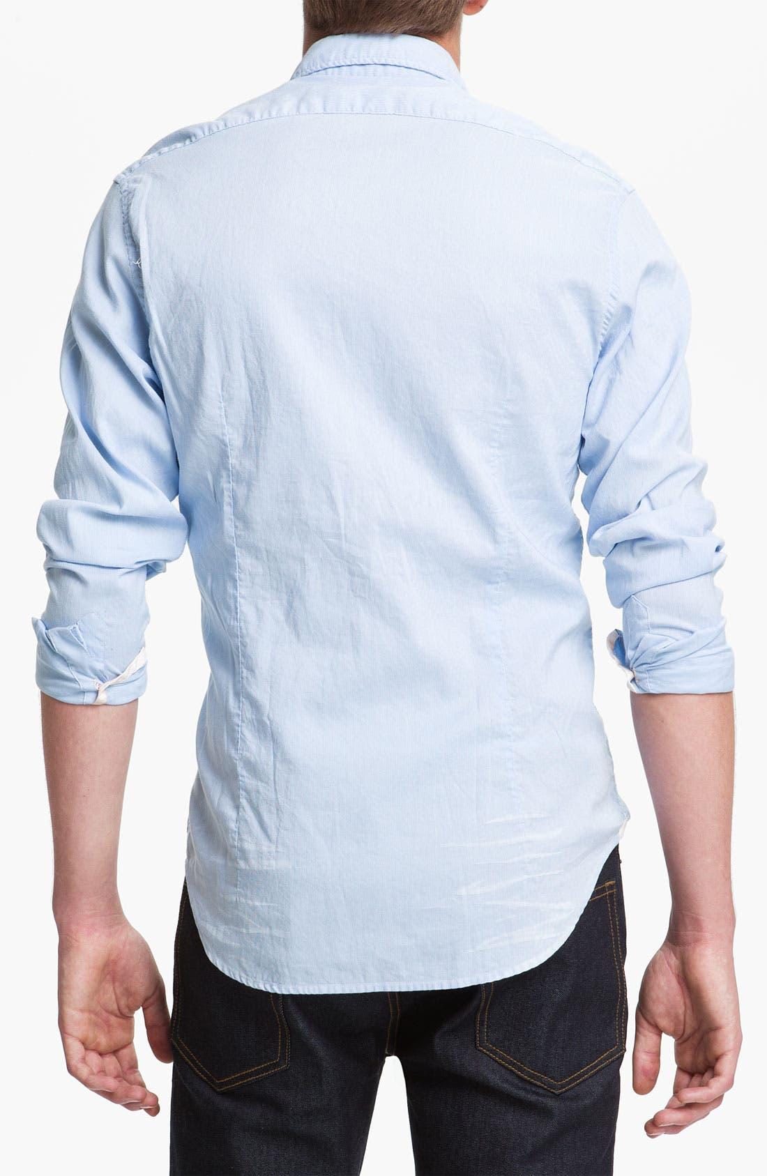 Alternate Image 2  - Scotch & Soda Long Sleeve Shirt