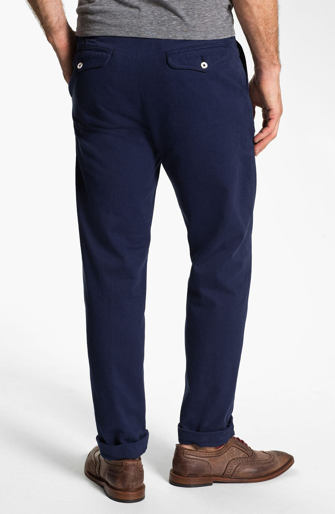 Alternate Image 2  - Levi's® Made & Crafted™ 'Drill' Cotton Chinos