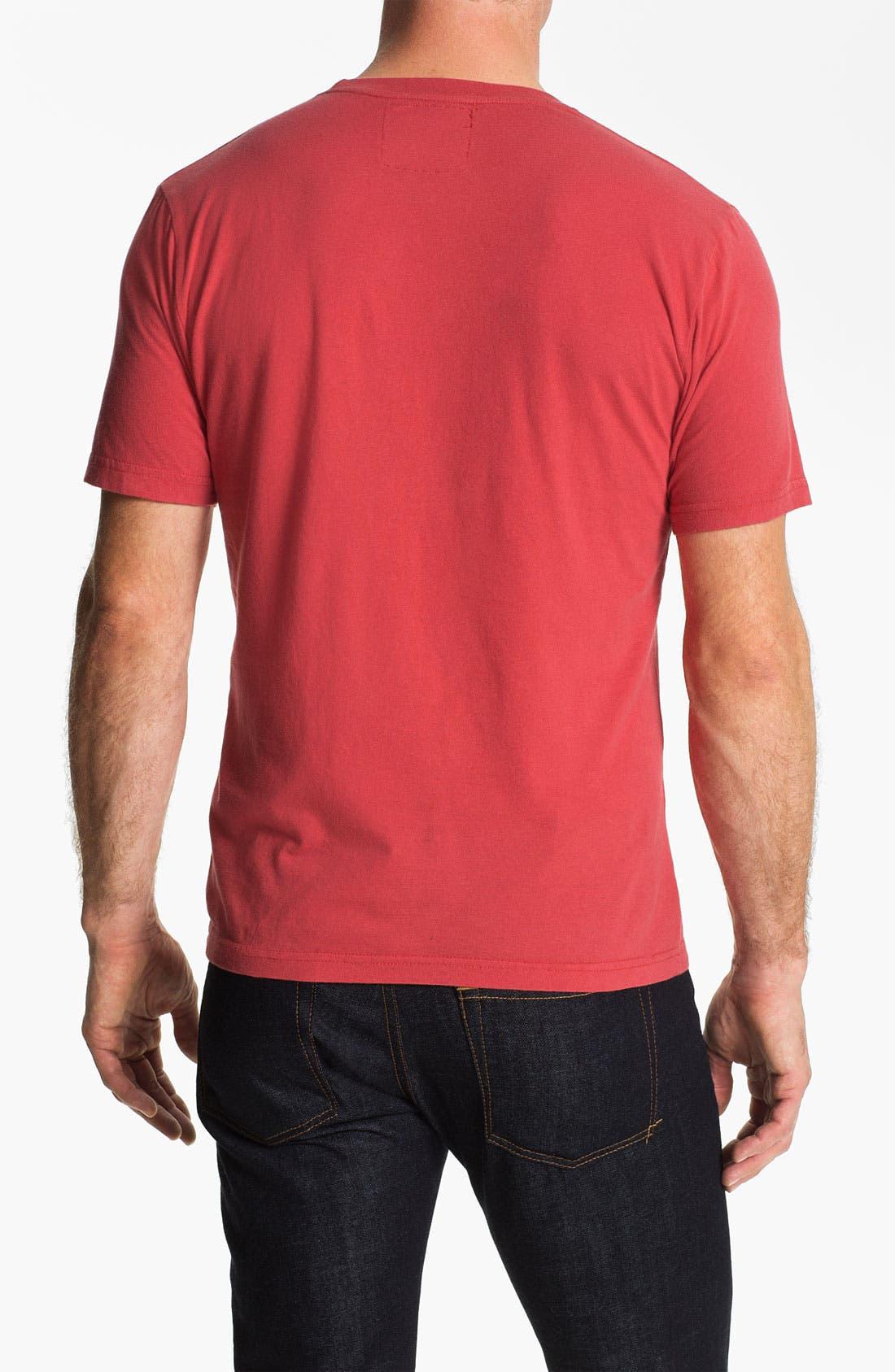 Alternate Image 2  - Red Jacket 'Hyperbole - Stan Mikita' T-Shirt