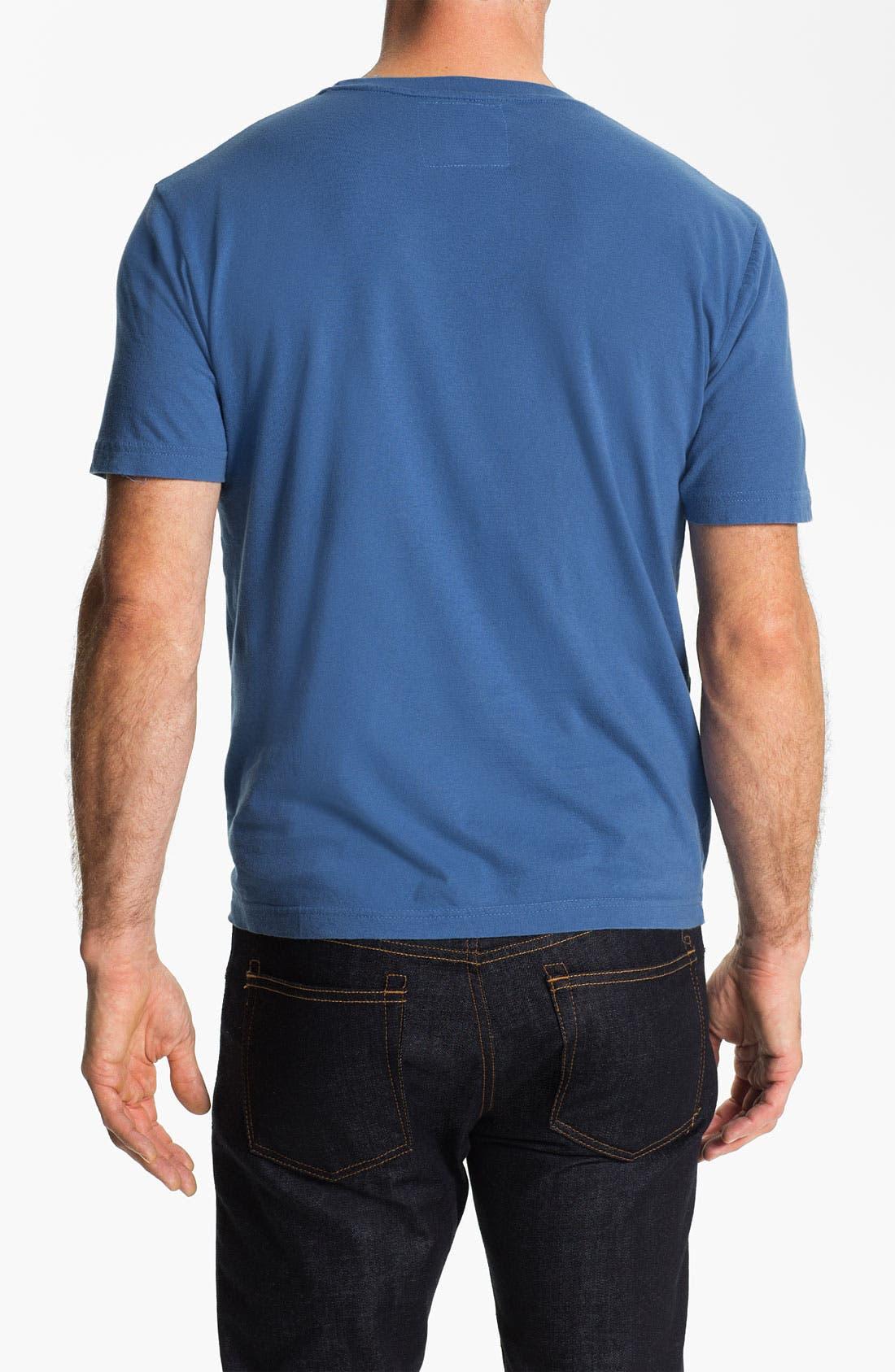 Alternate Image 2  - Red Jacket 'Brass Tacks - Vancouver Canucks' T-Shirt