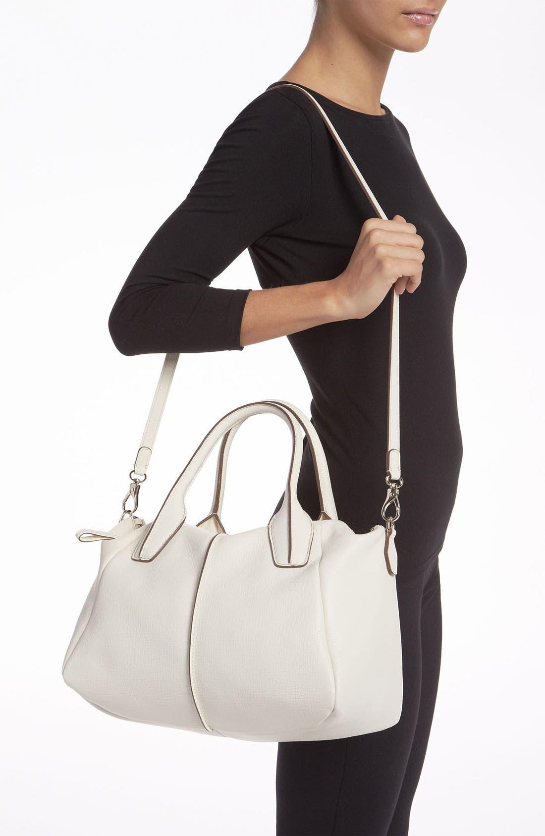 Alternate Image 2  - Tod's 'Medium New D-Styling' Leather Shopper