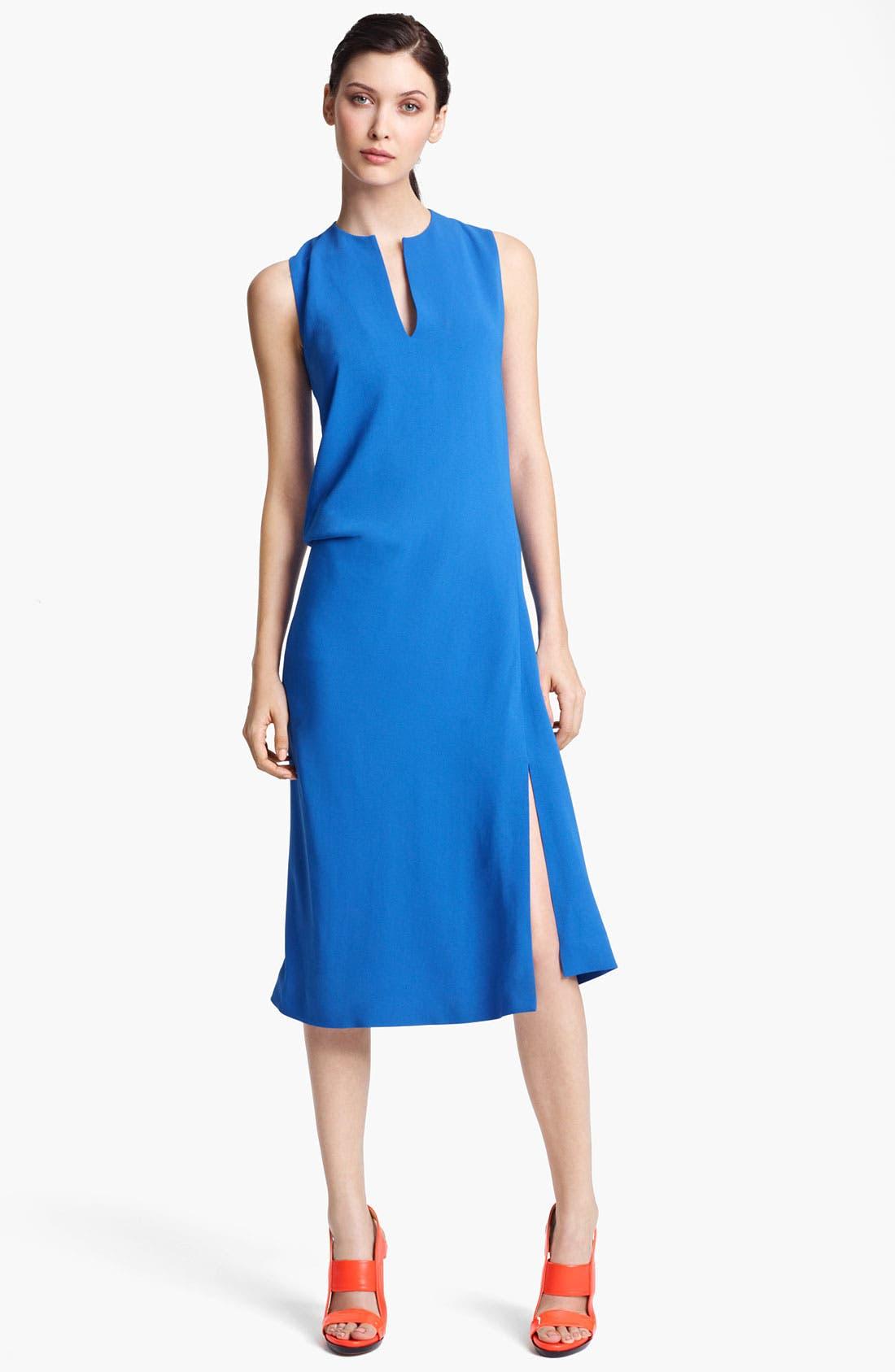 Alternate Image 1 Selected - Reed Krakoff Matte Jersey Dress