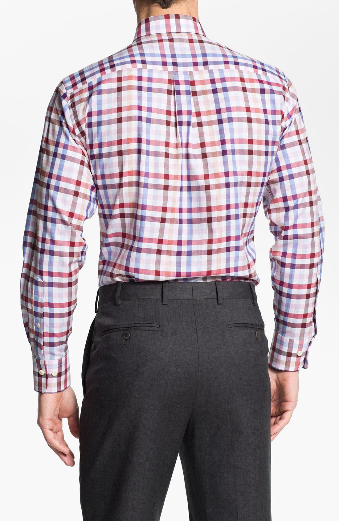 Alternate Image 2  - Peter Millar Regular Fit Sport Shirt