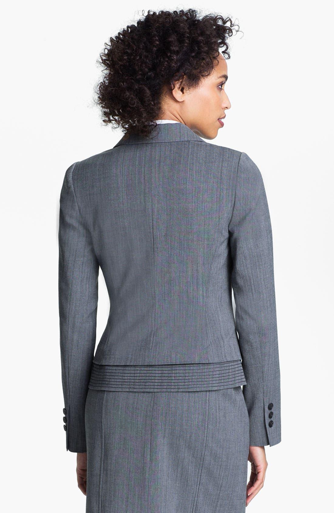 Alternate Image 2  - Halogen® Cross Dye Jacket