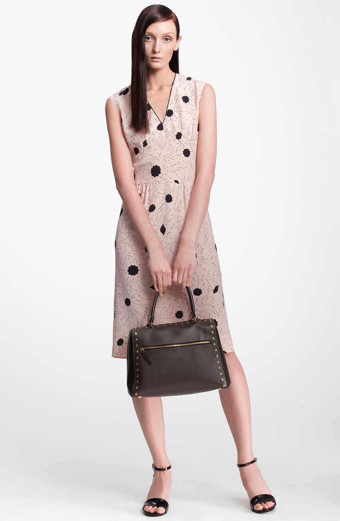 Alternate Image 3  - Marni Print Silk Dress