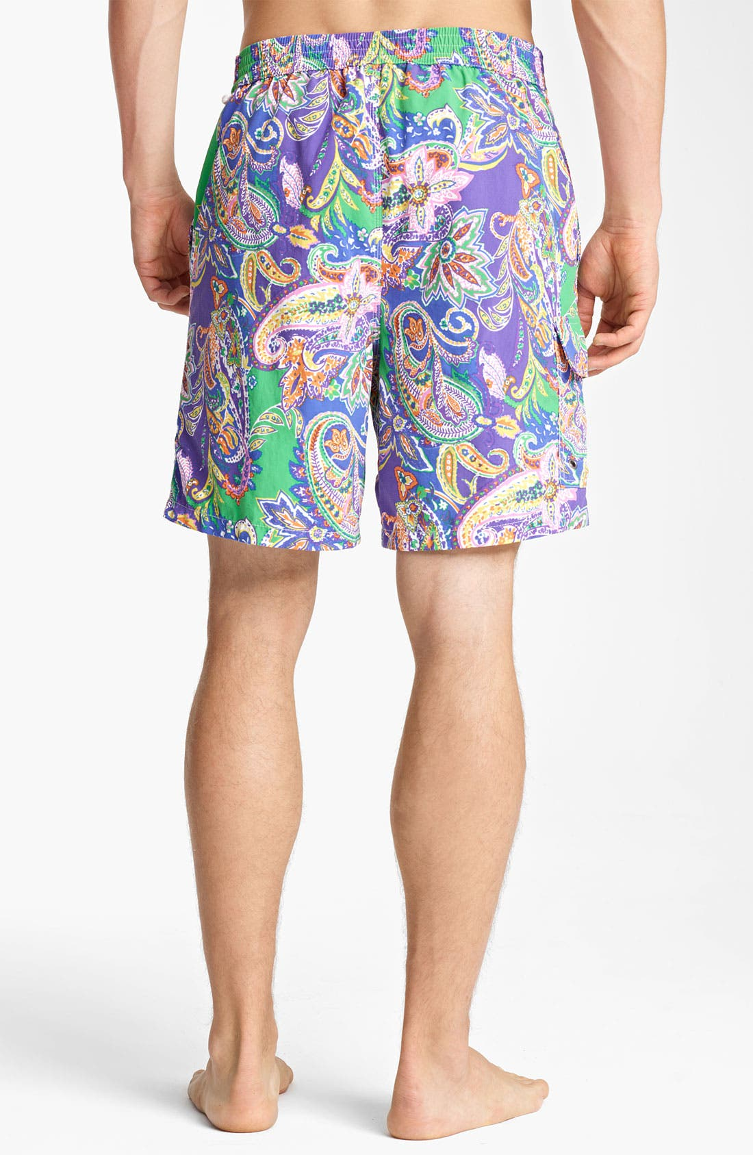 Alternate Image 2  - Polo Ralph Lauren 'East Hampton' Swim Trunks