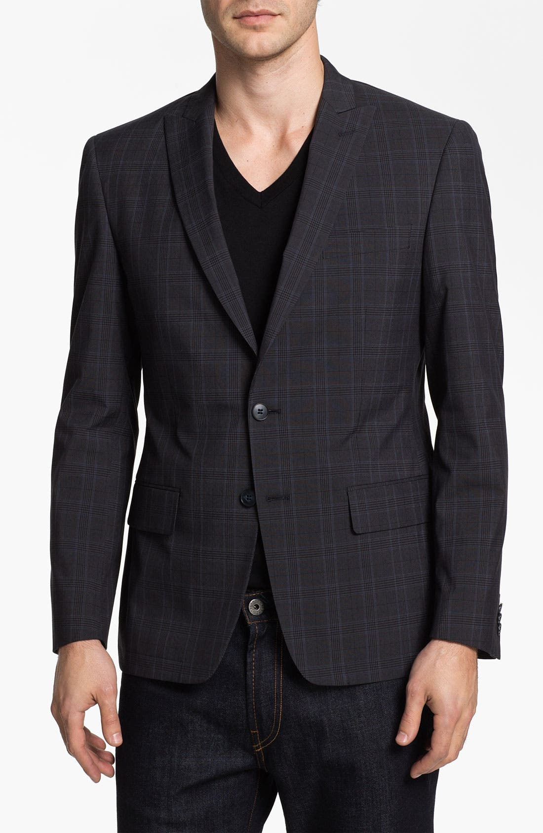 Alternate Image 1 Selected - John Varvatos Star USA Red Label Blazer