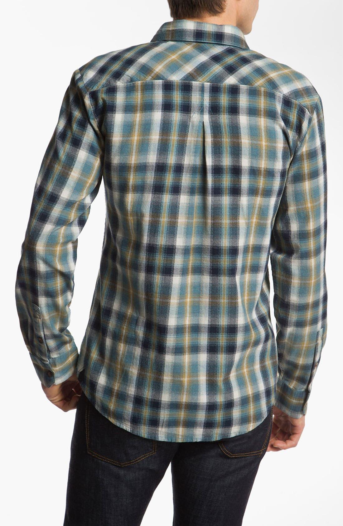 Alternate Image 2  - Volcom 'Cruz' Woven Shirt