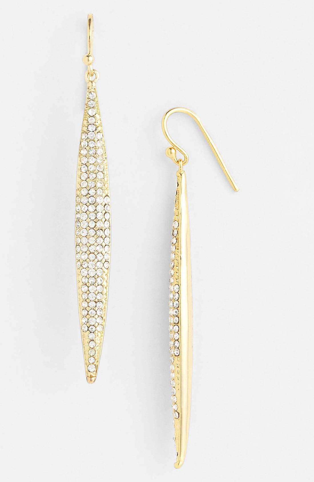 Alternate Image 1 Selected - Vince Camuto Spear Earrings