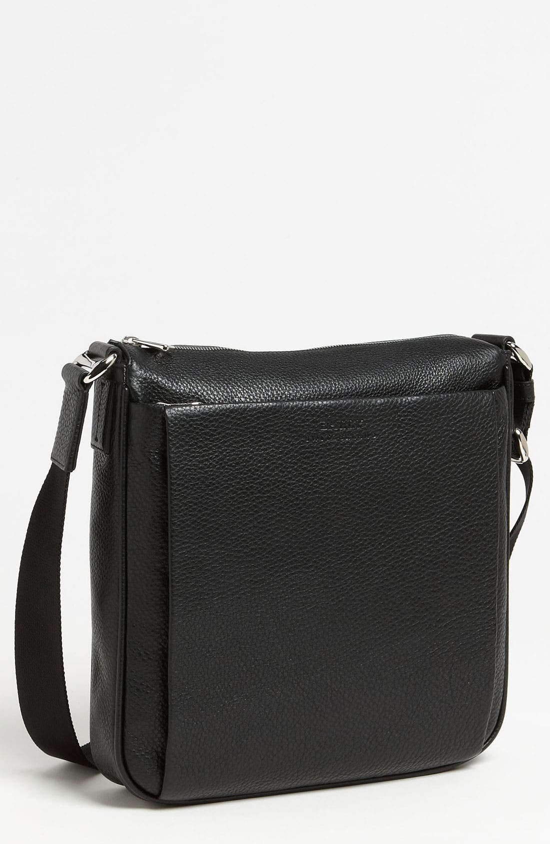 Main Image - Bally Calfskin Messenger Bag