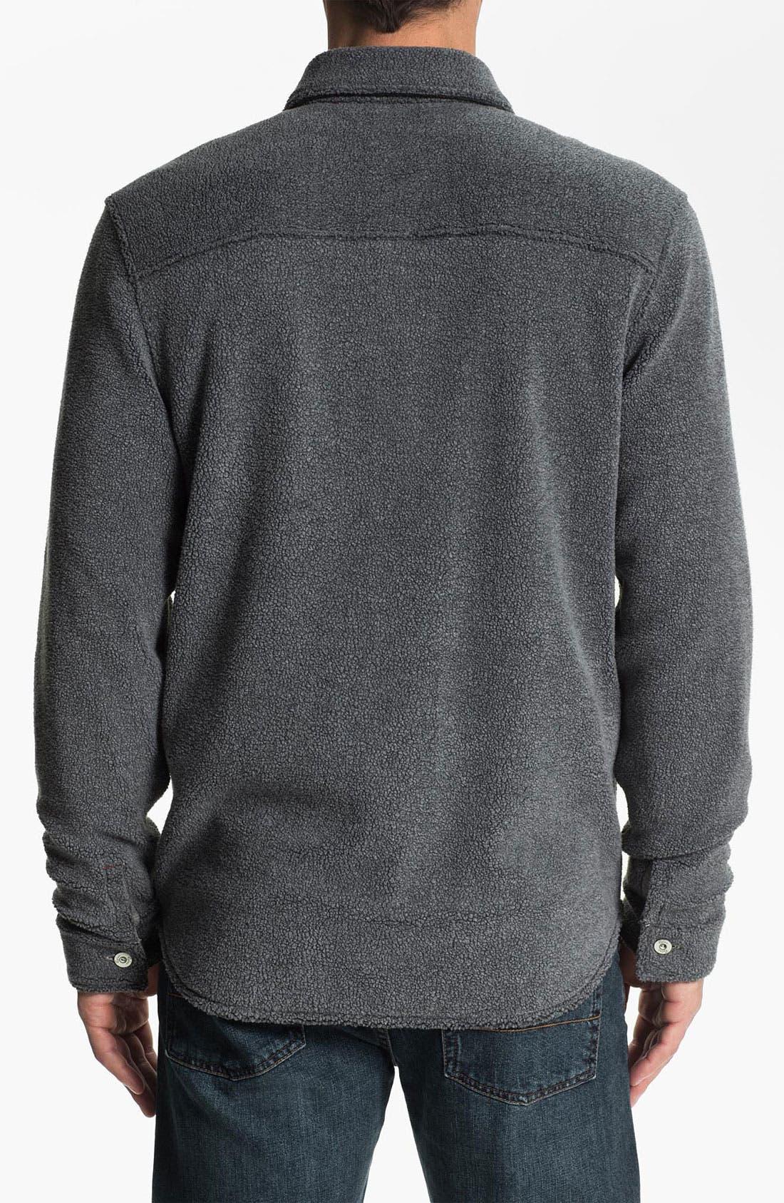 Alternate Image 2  - Tommy Bahama 'Island Fleece CPO' Shirt Jacket