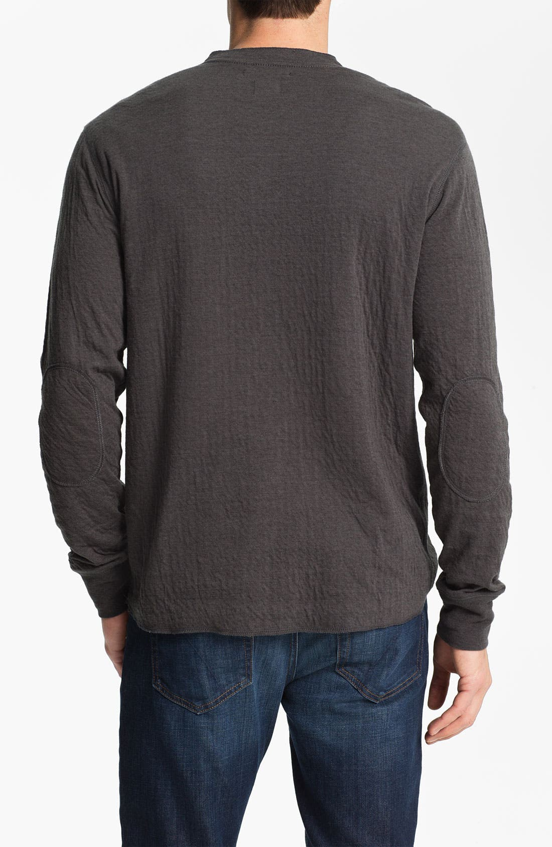 Alternate Image 2  - RVCA 'Logger' Knit Henley Shirt