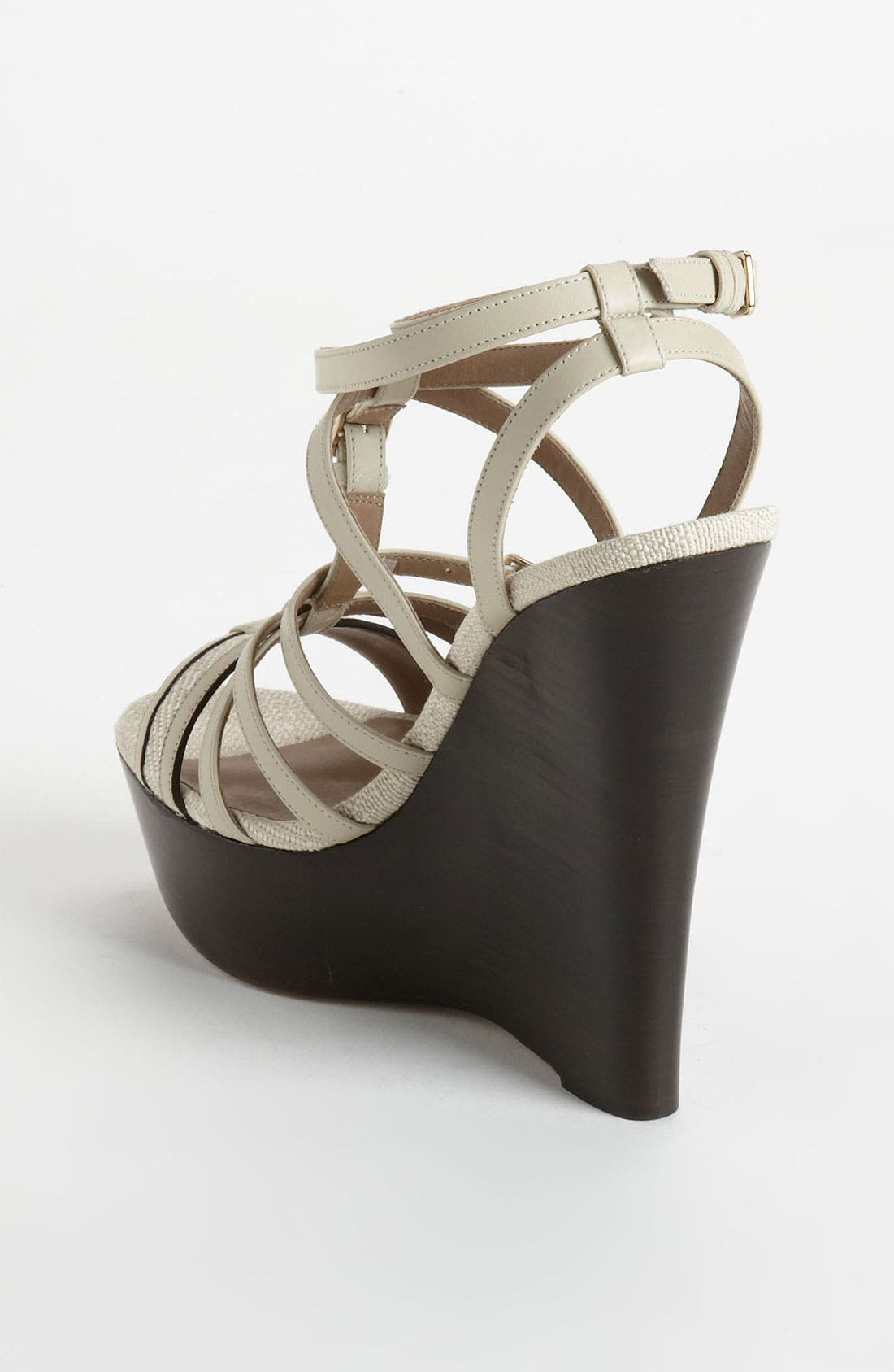 Alternate Image 2  - Burberry 'Strone' Wedge Sandal