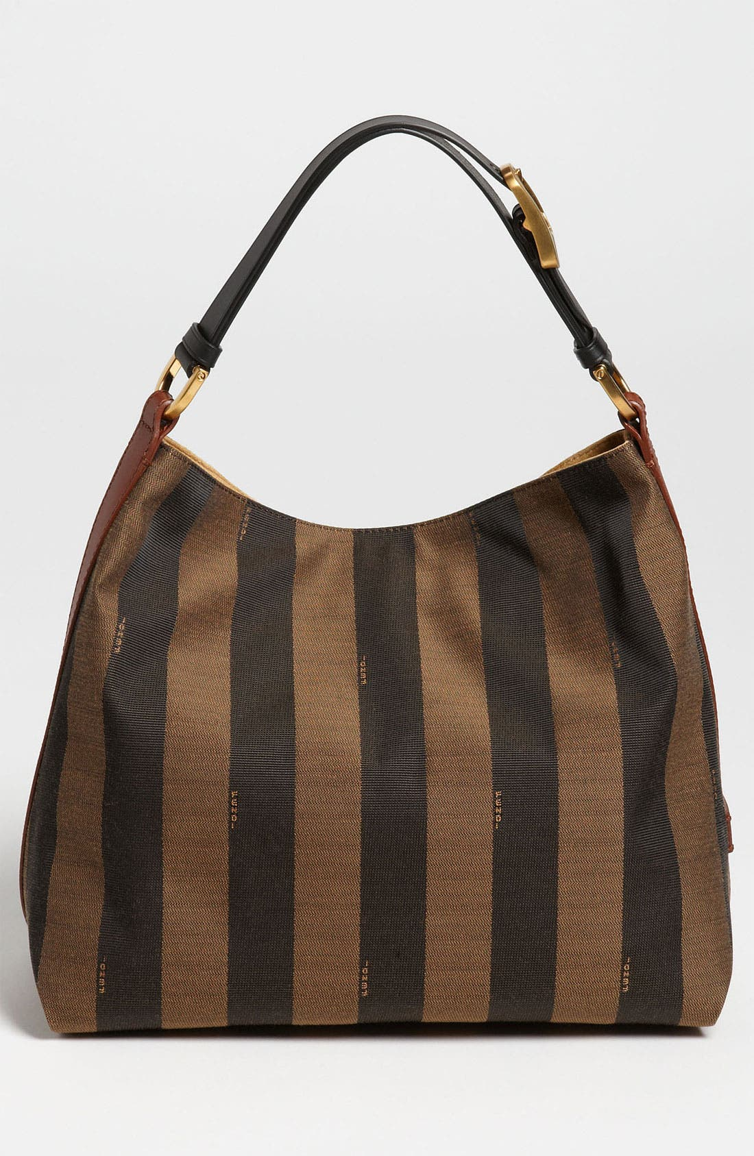 Alternate Image 4  - Fendi 'Pequin - Small' Hobo