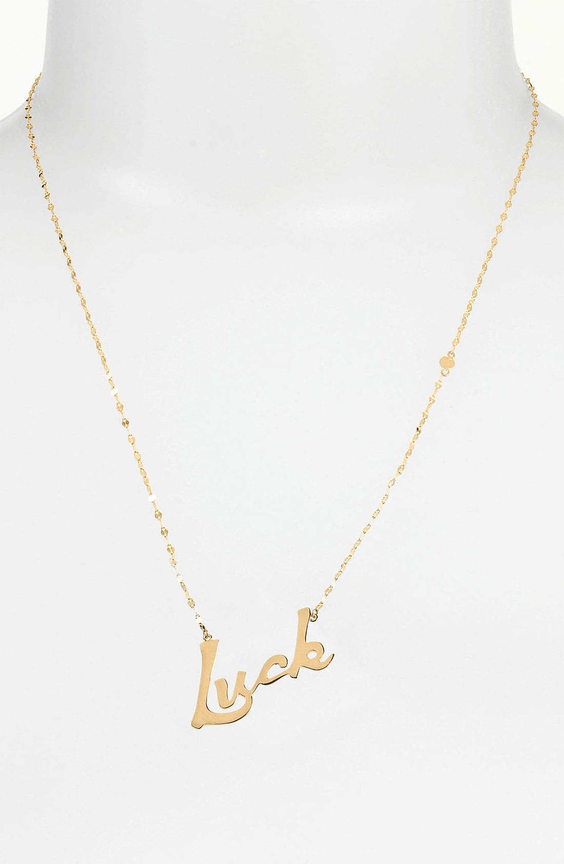 Alternate Image 2  - Lana Jewelry 'Luck' Charm Necklace