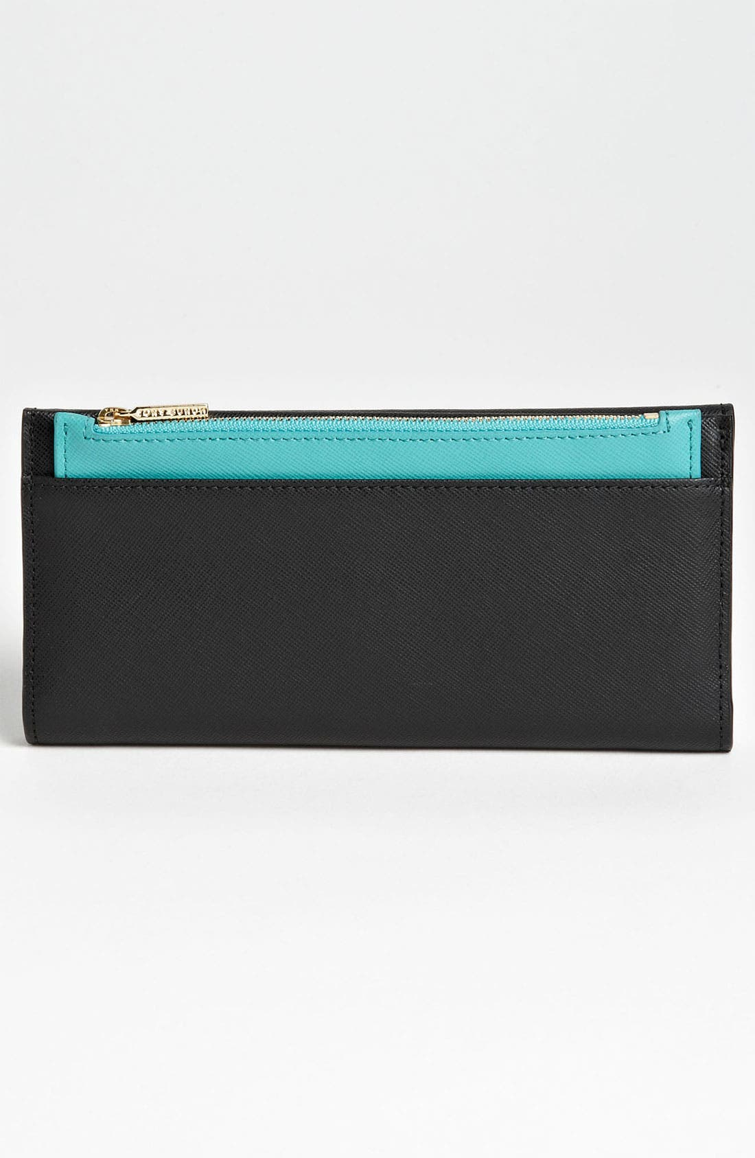 Alternate Image 4  - Tory Burch 'Robinson' Envelope Wallet