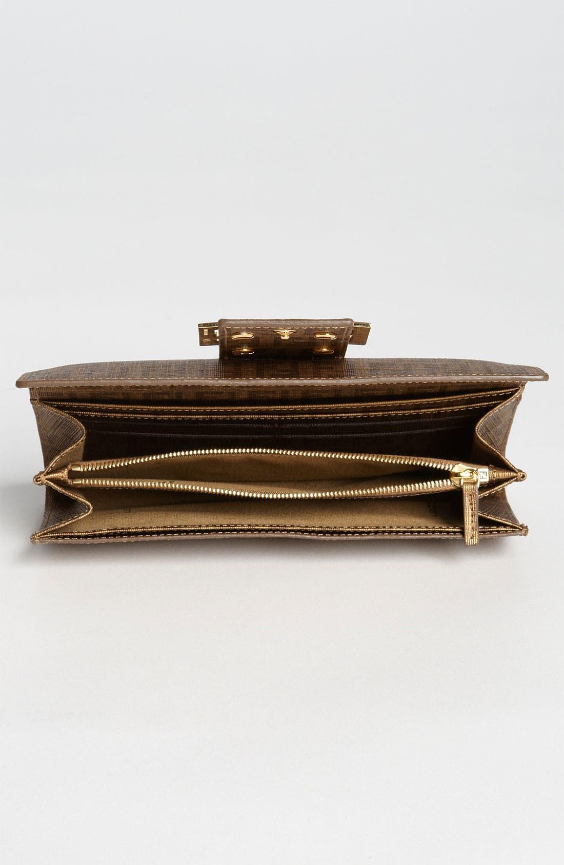 Alternate Image 3  - Fendi 'Forever' Continental Wallet