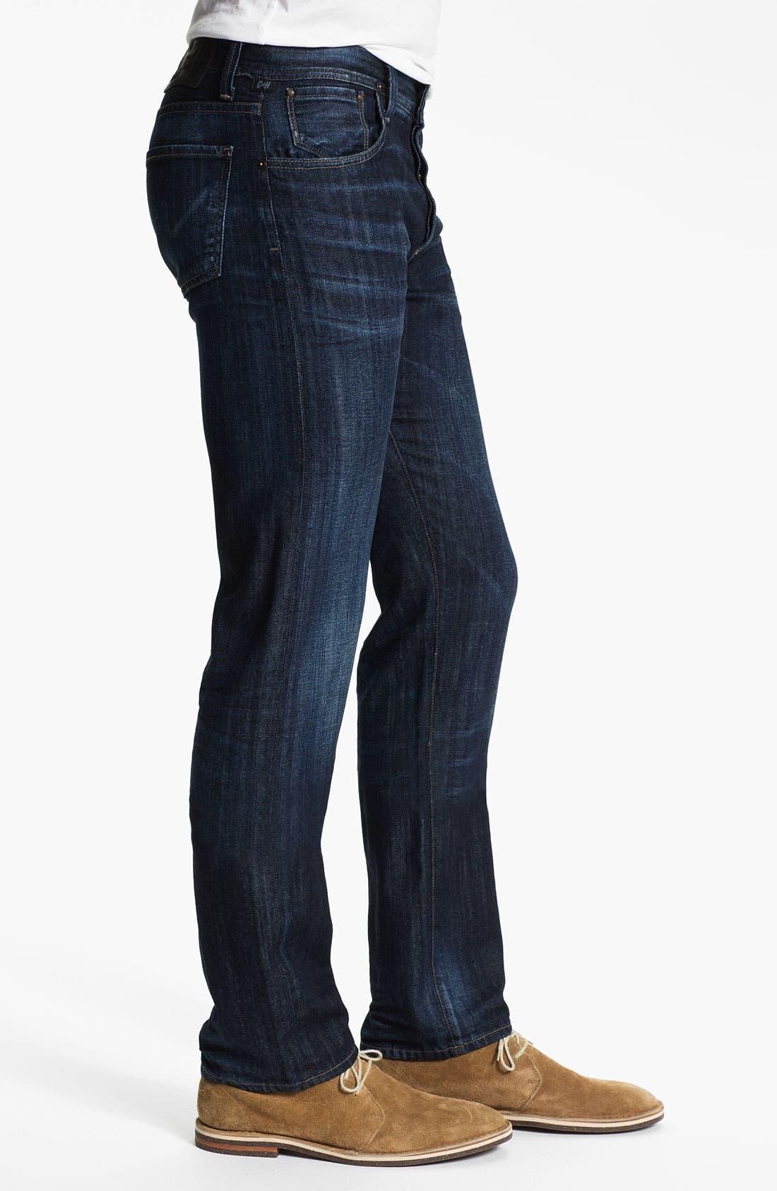 Alternate Image 3  - Citizens of Humanity 'Core' Slim Straight Leg Jeans (Gleen)