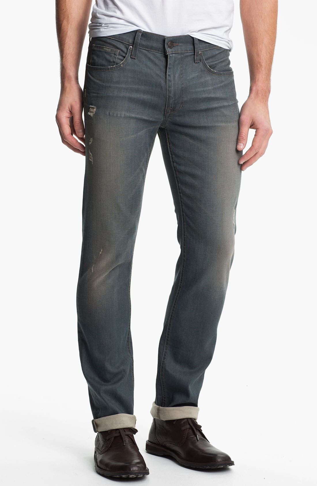 Alternate Image 2  - Joe's 'Brixton' Slim Straight Leg Jeans (Ewan)