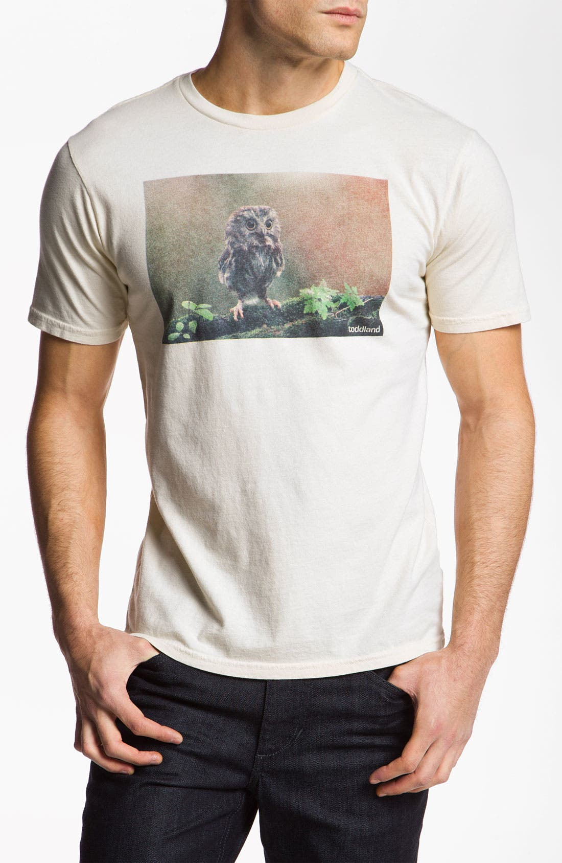 Alternate Image 1 Selected - Toddland 'Whet Owl' T-Shirt