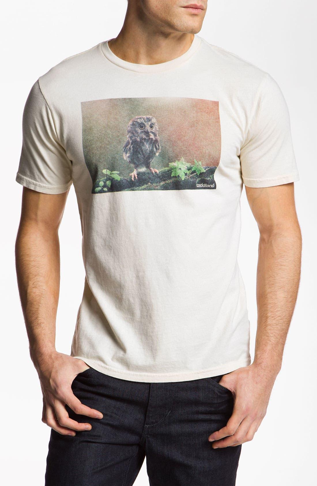 Main Image - Toddland 'Whet Owl' T-Shirt