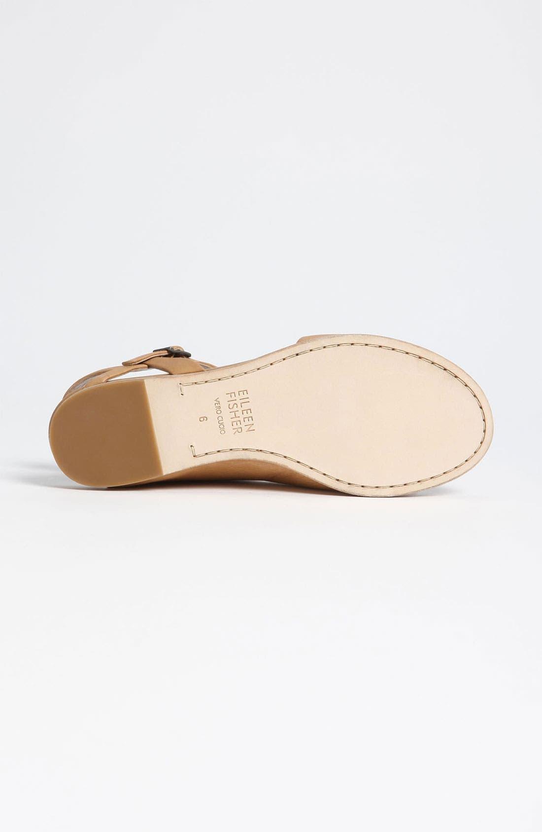 Alternate Image 4  - Eileen Fisher 'Veer' Sandal